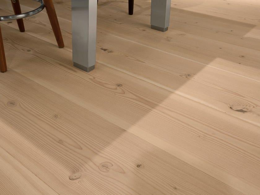 Douglas fir flooring DOUGLAS FIR WIDE-PLANK - WHITE OIL by mafi