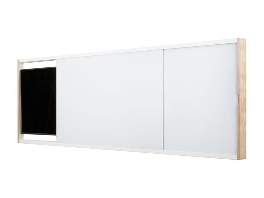 Mensole Per Ufficio : Mensola con lavagna per ufficio scorrevole in vetro douro lavagna