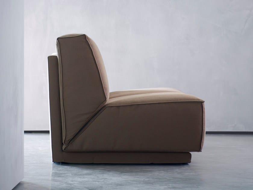 Upholstered armchair DOUTZEN LIVING | Armchair by Piet Boon