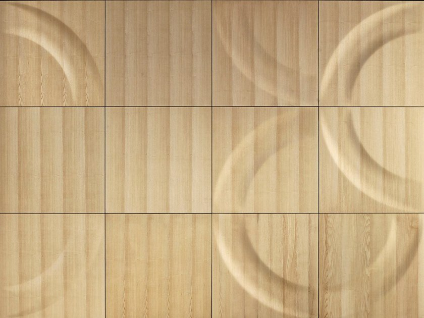 Modular wooden 3D Wall Panel DOVER by MOKO