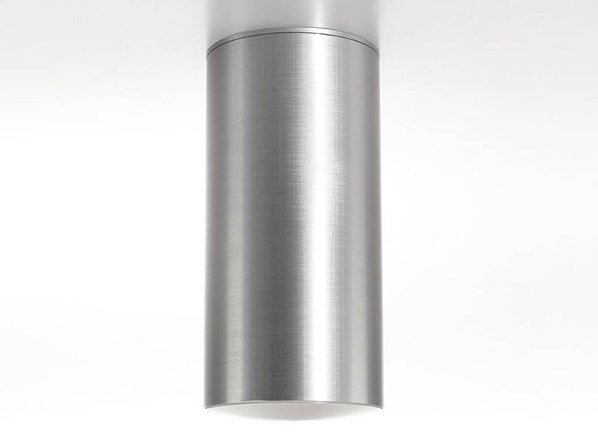 LED direct light aluminium ceiling lamp DOWN 80 R | Ceiling lamp by PURALUCE
