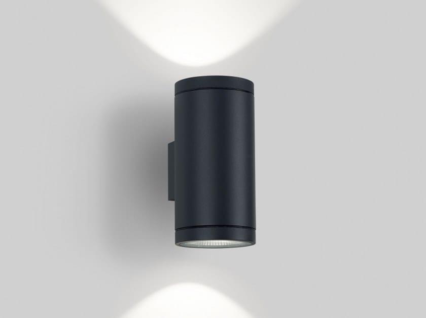 Faretto per esterno a LED da parete DOX | Faretto per esterno by Delta Light