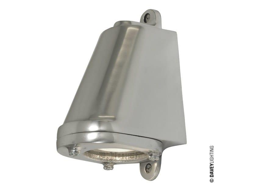 Plafoniere Da Esterno In Metallo : Faretto per esterno da parete in metallo dp0749