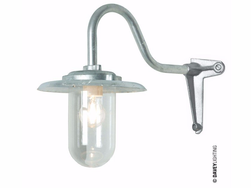 Metal wall lamp DP7677 | Direct-indirect light wall lamp by Original BTC