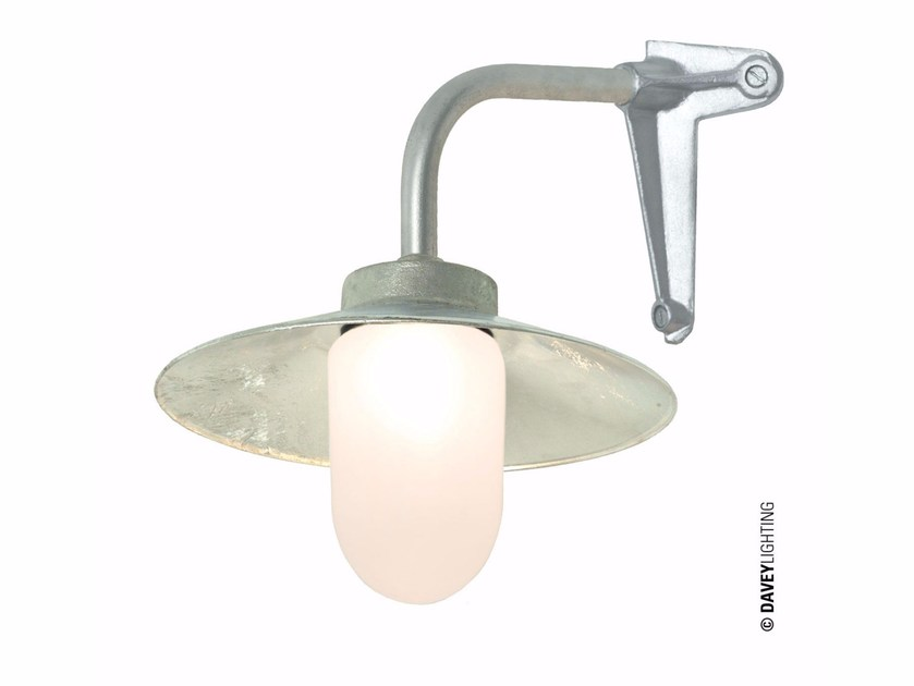 Metal wall lamp with fixed arm DP7680 | Wall lamp with fixed arm by Original BTC
