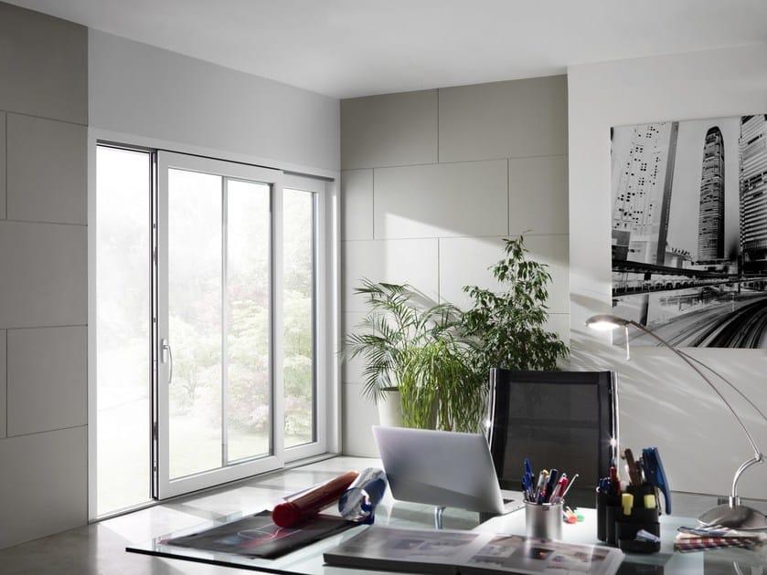 PVC patio door Lift and slide window by Diquigiovanni