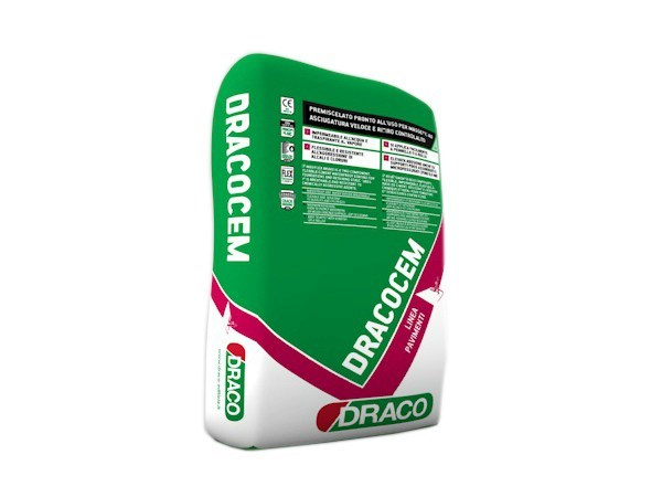 Screed and base layer for flooring DRACOCEM by DRACO ITALIANA