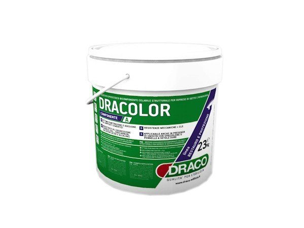 Protective varnish DRACOLOR by DRACO ITALIANA