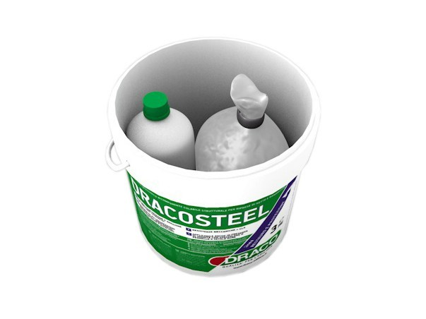 Anti corrosion product DRACOSTEEL by DRACO ITALIANA