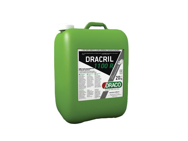 Additive for cement and concrete DRACRIL 1100 R by DRACO ITALIANA