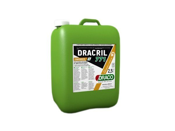 Additive for cement and concrete DRACRIL 771 by DRACO ITALIANA