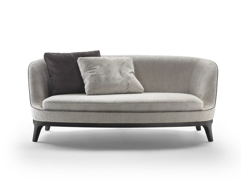 dragonfly small sofa by mood by flexform design roberto lazzeroni. Black Bedroom Furniture Sets. Home Design Ideas