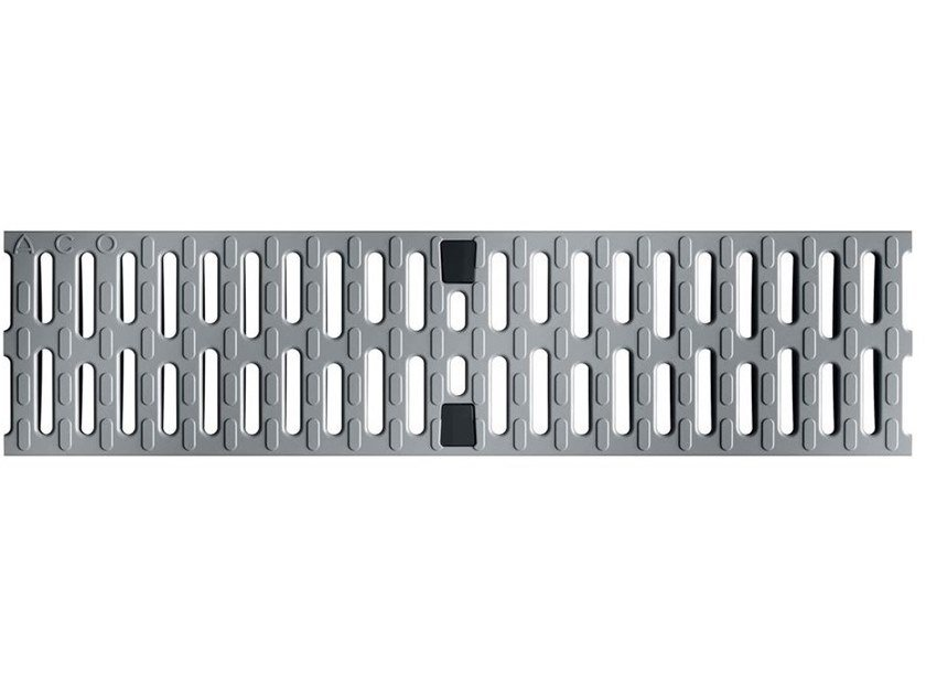 Manhole cover and grille for plumbing and drainage system DRAINLOCK - A15 by ACO PASSAVANT