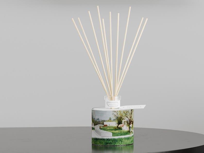 Natural stone Air freshener dispenser DRAWINGS Prestige - Tabacco e Agrumi by IWISHYOU
