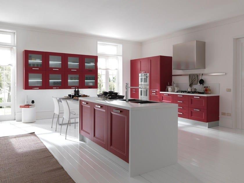 DREAM | Cucina con isola By Febal Casa design Dario Poles