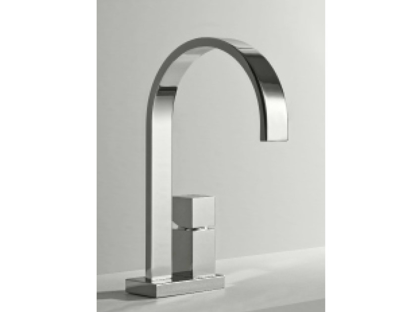 Washbasin mixer with automatic pop-up waste DREAM | Washbasin mixer by Signorini