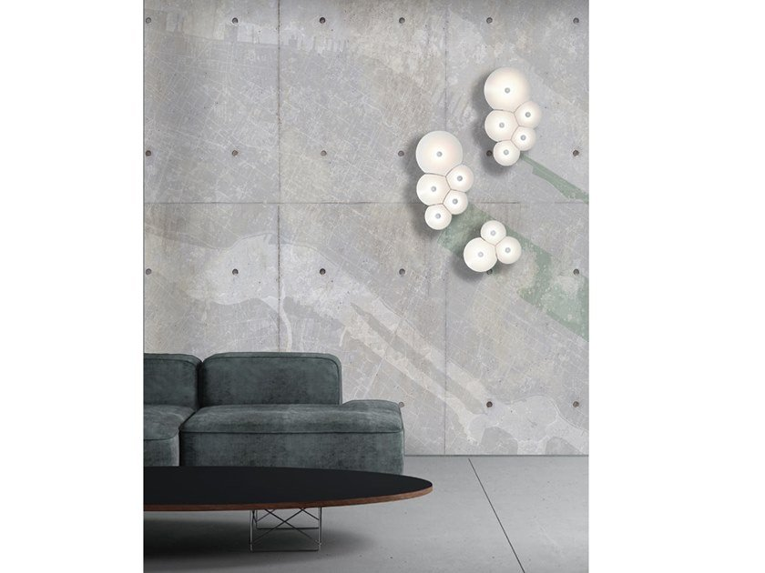 Wall tiles / wallpaper DREAMING NYC by Officinarkitettura®