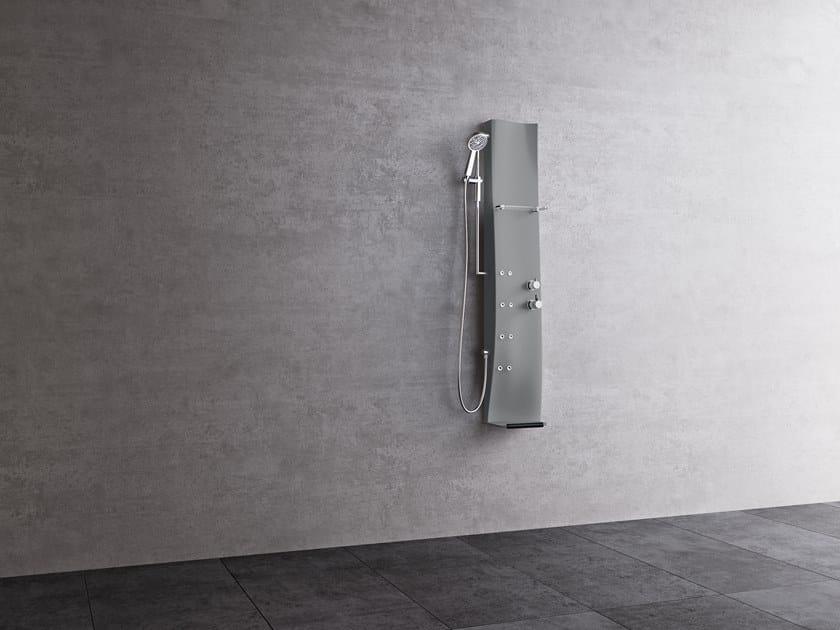 Colonna doccia multifunzione DRESS by NOVELLINI