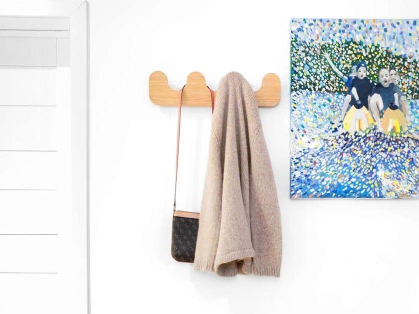 Appendiabiti da parete DRIFT by Radis
