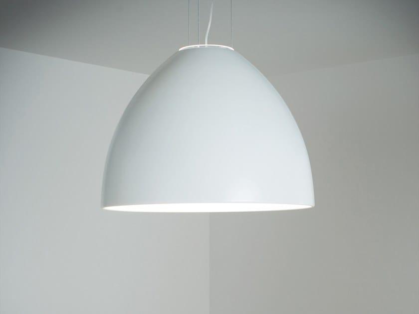 Steel Pendant Lamp Drink H3 By