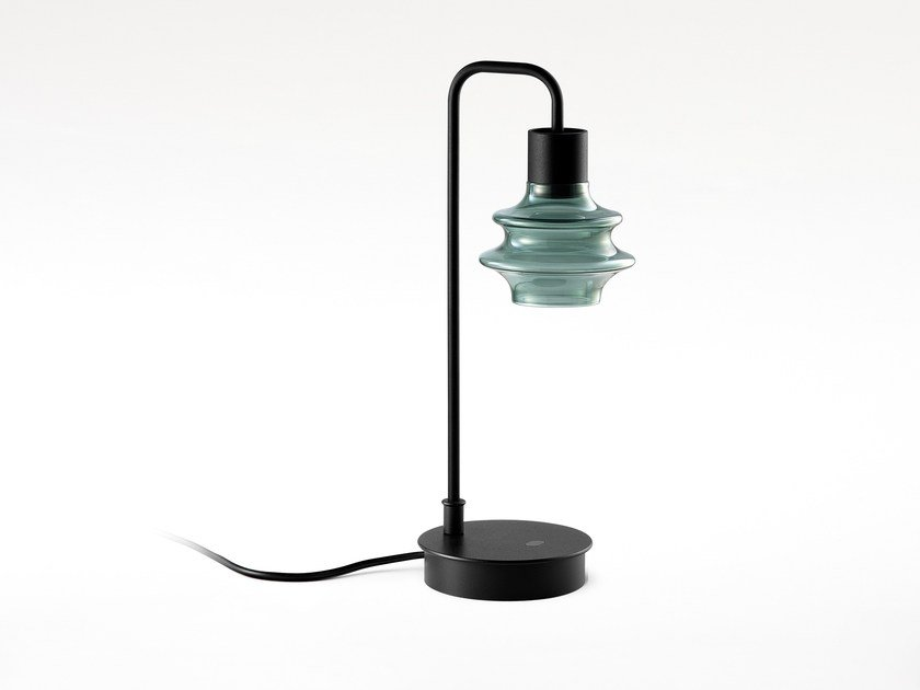 LED table lamp DROP M/36 by BOVER