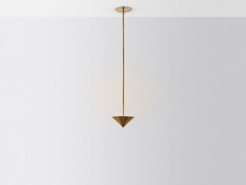 Studio Lampada Da Volker Led Drop Soffitto 1 Stack Haug A ALR354jq