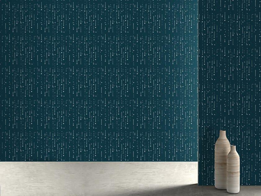 Motif vinyl wallpaper DROPS by Baboon