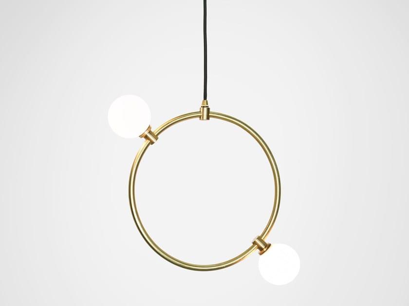 LED pendant lamp DROPS   Pendant lamp by Marc Wood Studio