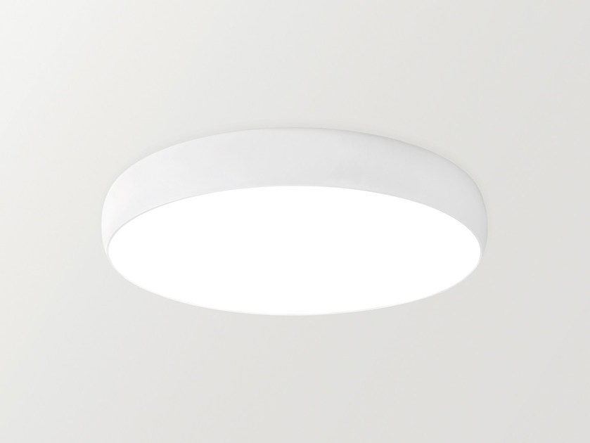 LED ceiling lamp with dimmer DRUM | Ceiling lamp by Arkoslight