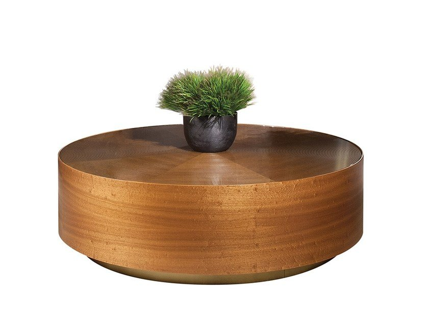 Round coffee table DRUM by Mobi
