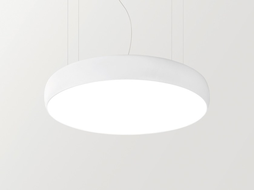 LED pendant lamp with dimmer DRUM | Pendant lamp by Arkoslight