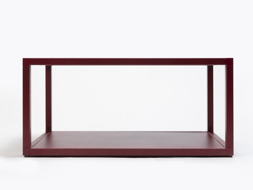 Bibliotheque Table Basse Dry Module 1 Collection Dry By
