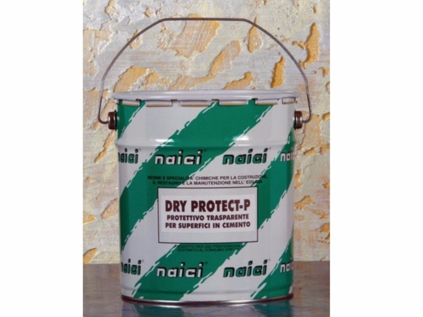 Surface protector for concrete DRY PROTECT/P by NAICI ITALIA