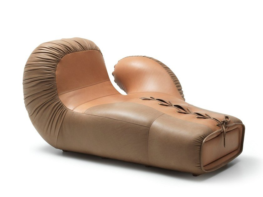 Leather day bed DS-2878 | Day bed by de Sede
