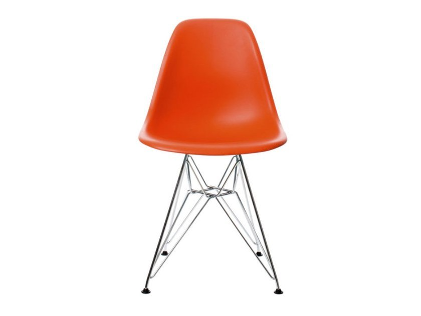 Polypropylene chair DSR   Polypropylene chair by Vitra