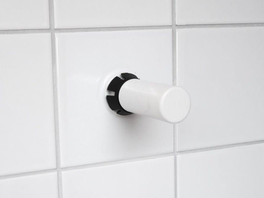 Ceramic toilet roll holder DTILE | Toilet roll holder by DTILE