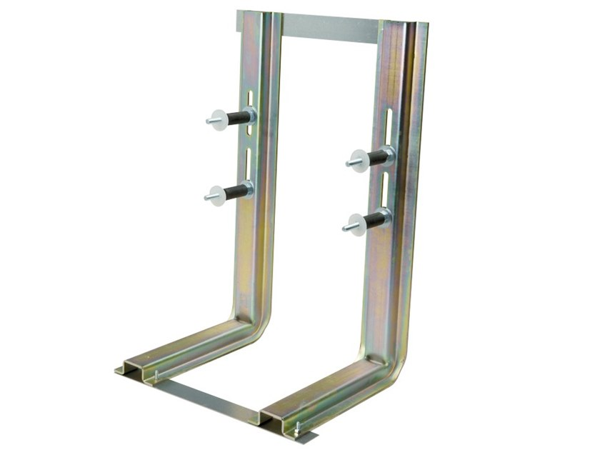 Steel Bracket for toilets DUAL | Bracket for toilets by Ponte Giulio