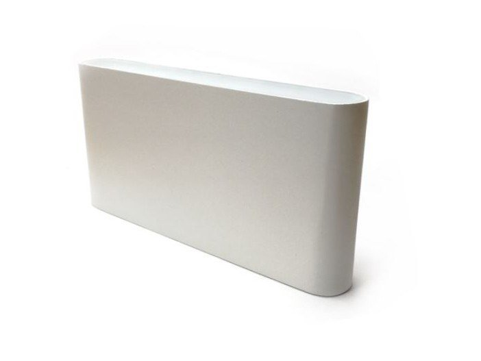 LED direct-indirect light wall lamp DUAL by LED BCN