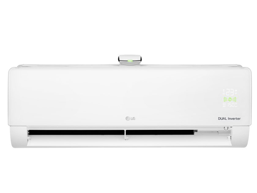 Wall mounted inverter mono-split air conditioning unit DUALCOOL ATMOSFERA WI-FI by LG Electronics