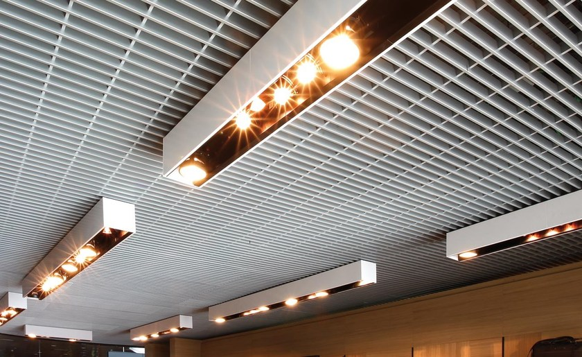 Ceiling tiles DUALGRID by atena