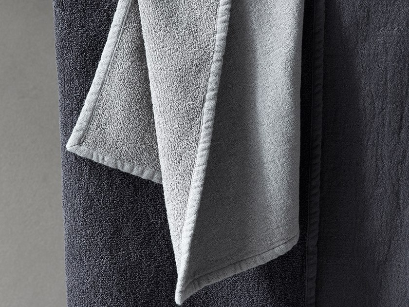 Two-sided cotton bath towel DUBLE by Society Limonta