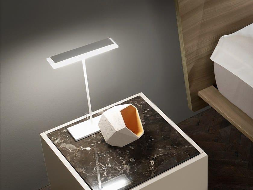 Lampada da tavolo a LED a luce diretta DUBLIGHT_TAB by Linea Light Group