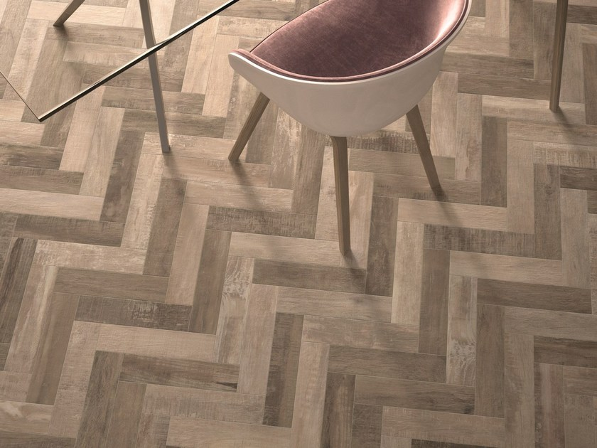 Porcelain stoneware wall/floor tiles DUBLIN by Flaviker