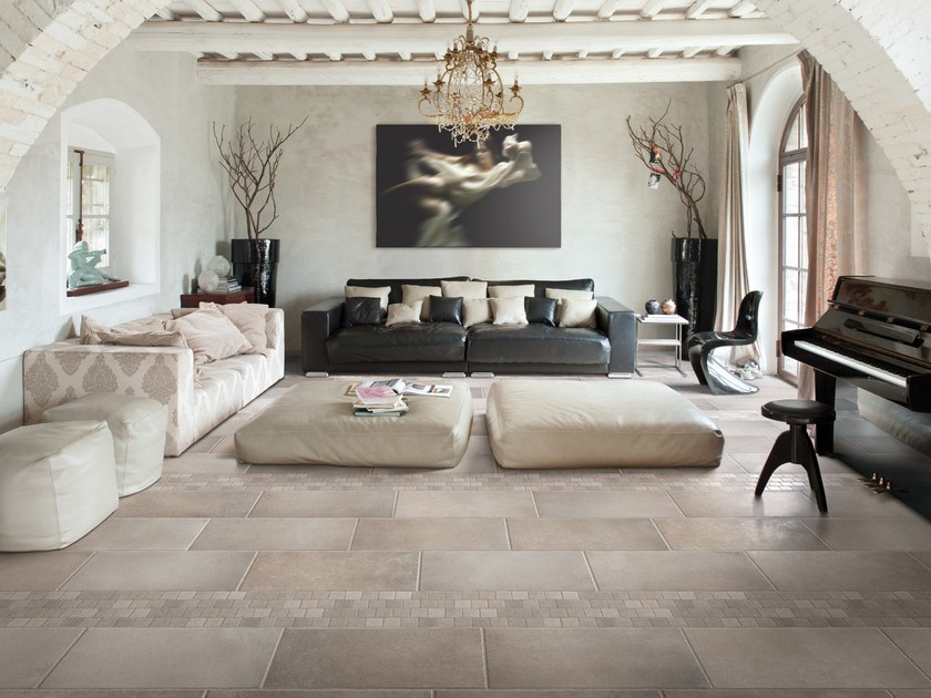 Flooring with stone effect DUCATO DI BORGOGNA | Flooring by Serenissima