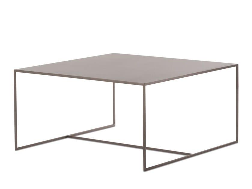 Coffee table DUCHAMP BRONZE by Minotti