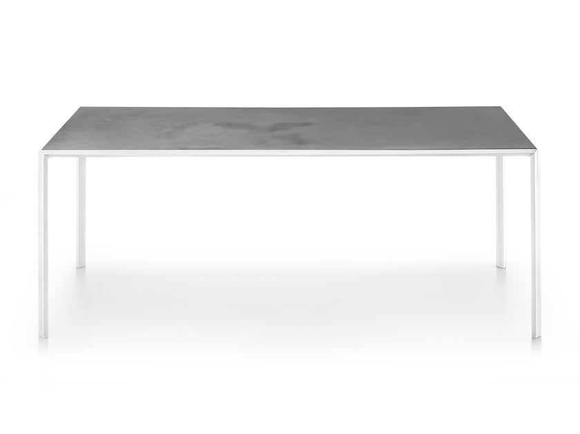 Rectangular table DUEPERDUE by Infiniti