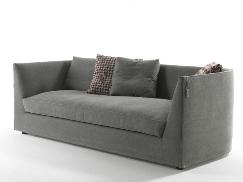 3 seater fabric sofa DUNCAN | 3 seater sofa by Frigerio Salotti