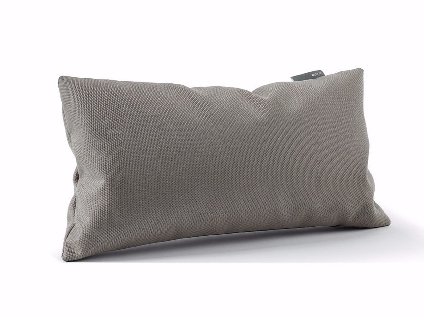 Rectangular polyester cushion DUNE | Cushion by Atipico