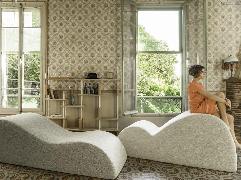 Pouf in schiuma rivestita DUNES By smarin design Stéphanie Marin QzuZOy