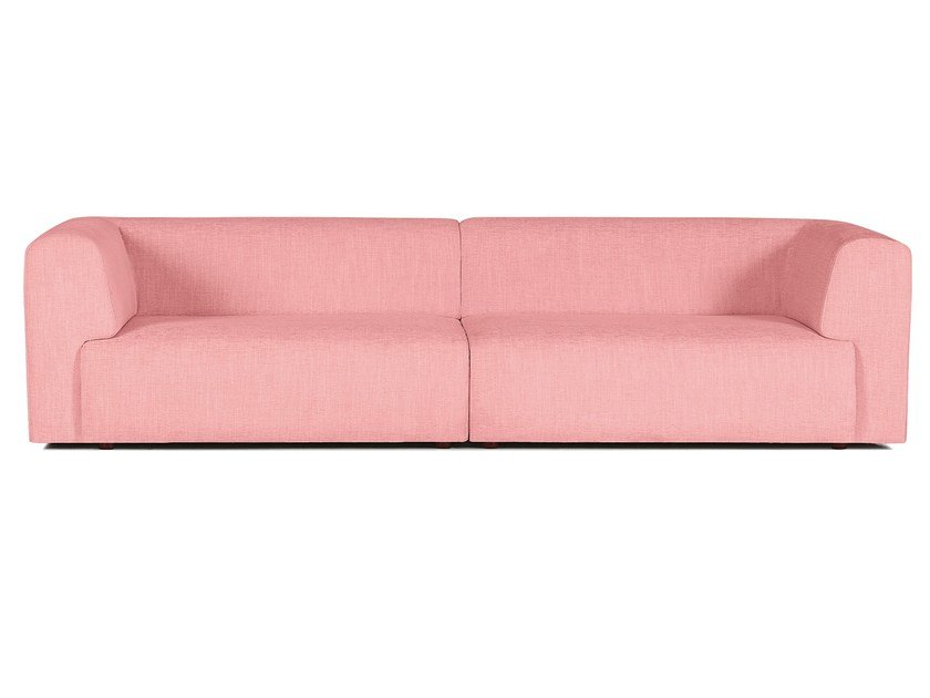 3 seater fabric sofa DUO | 3 seater sofa by Sancal